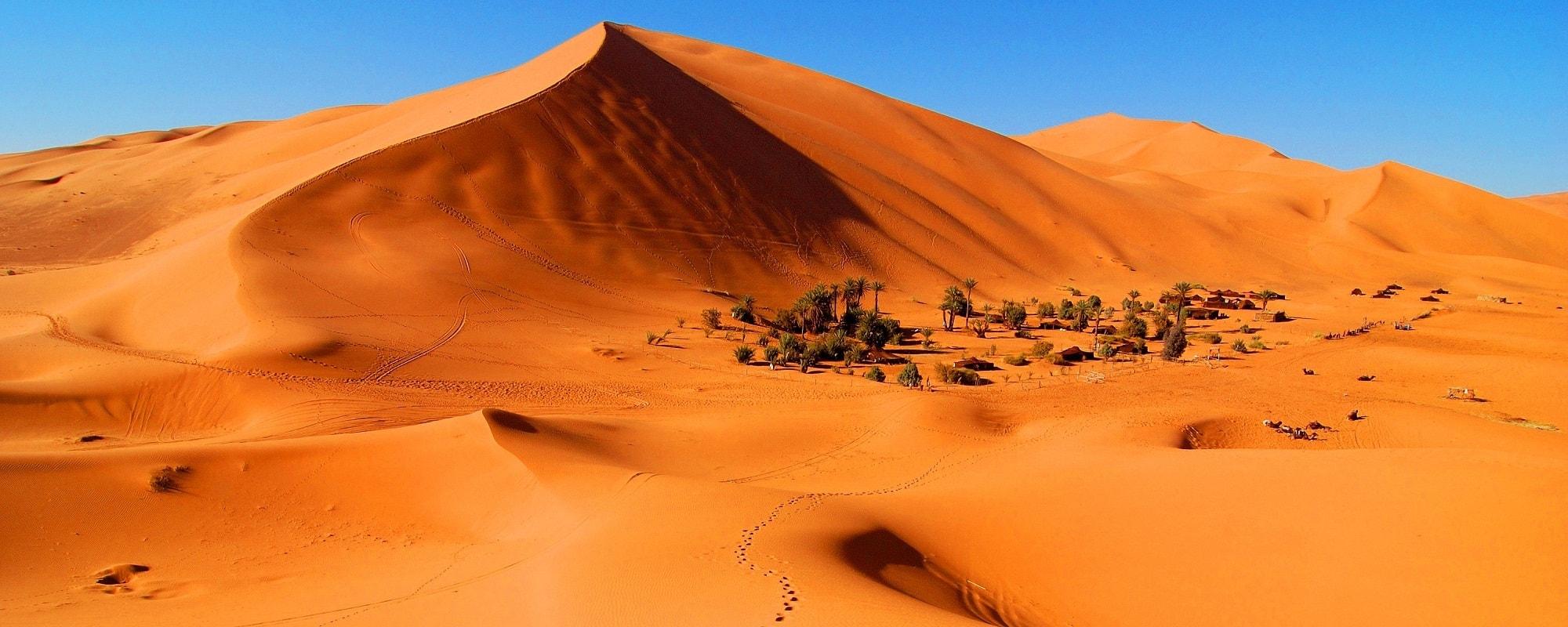 Ruta 3 días Marrakech al Desierto