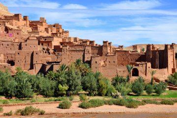 Excursione desde Marrakech a Ait Ben haddou