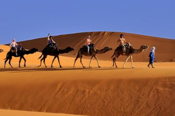 Tour 4 dias desde fez a marrakech via el desierto merzouga