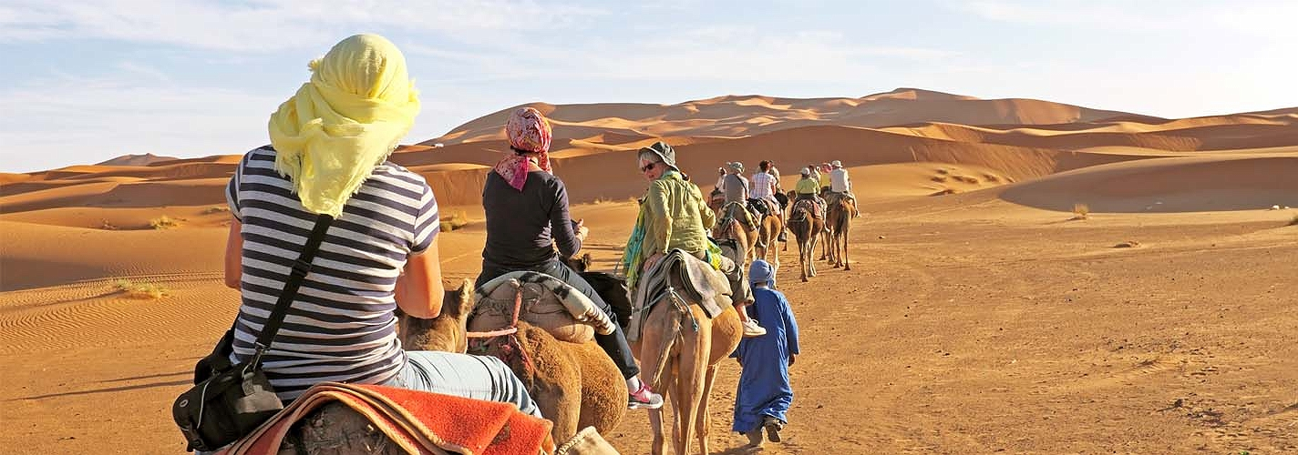 Tour 9 Dias desde Fez a Marrakech via el Desierto