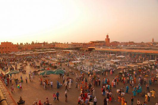 Viajes por Marruecos desde Marrakech