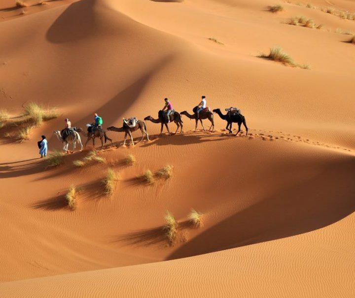 ruta de 10 días desde Fez al Desierto