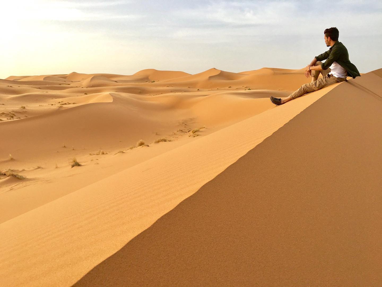 ruta 11 dias desde Tanger a Marrakech