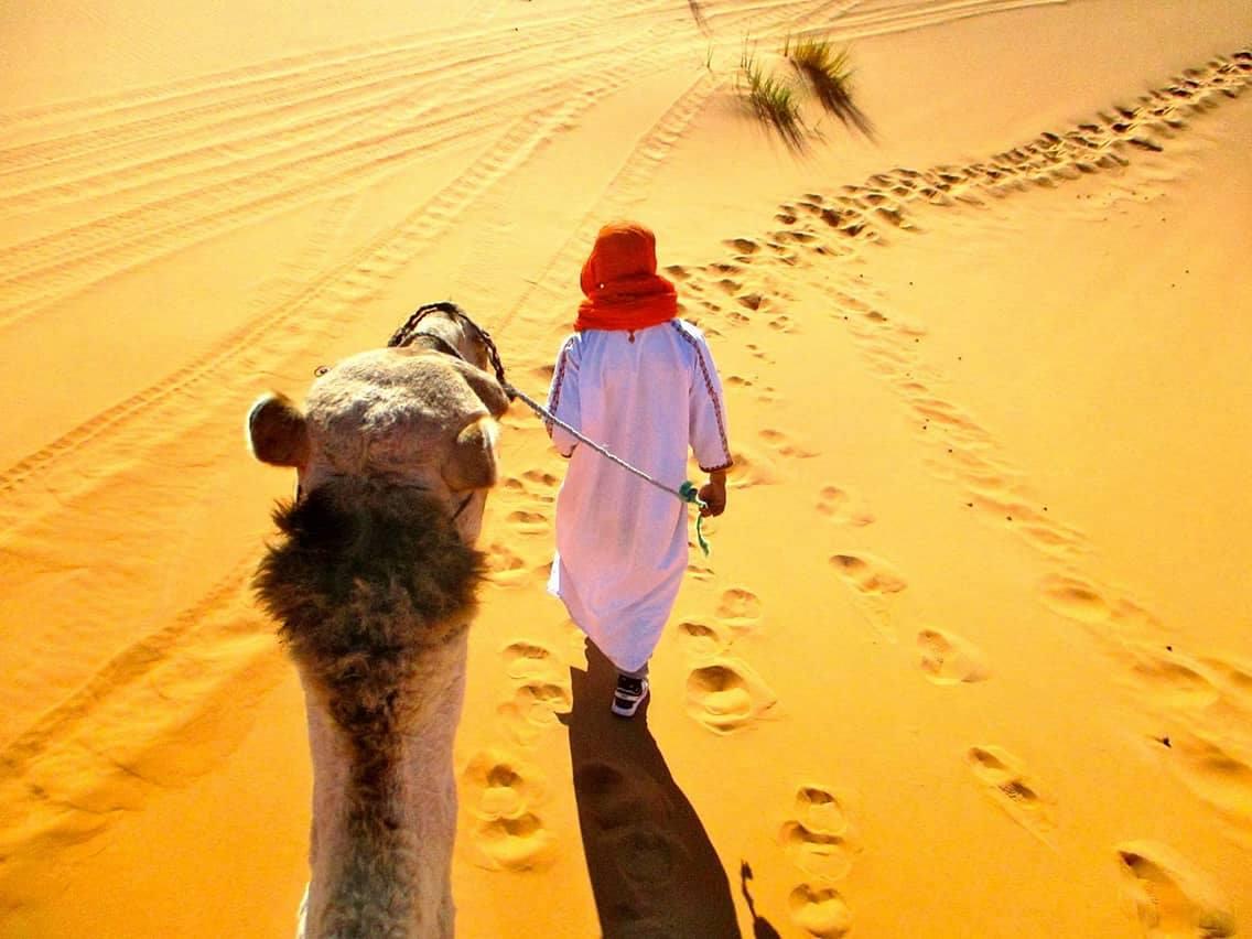 Ruta de 8 dias por Marruecos salida de Casablanca