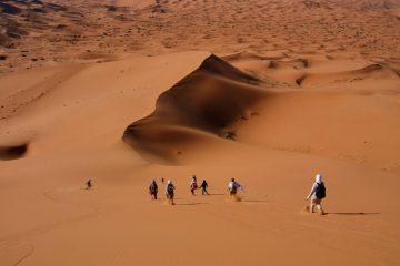 4 Dias desde Fez a Marrakech via Desierto Merzouga.