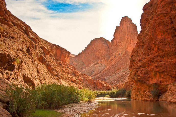 8 Dias desde marrakech al desierto