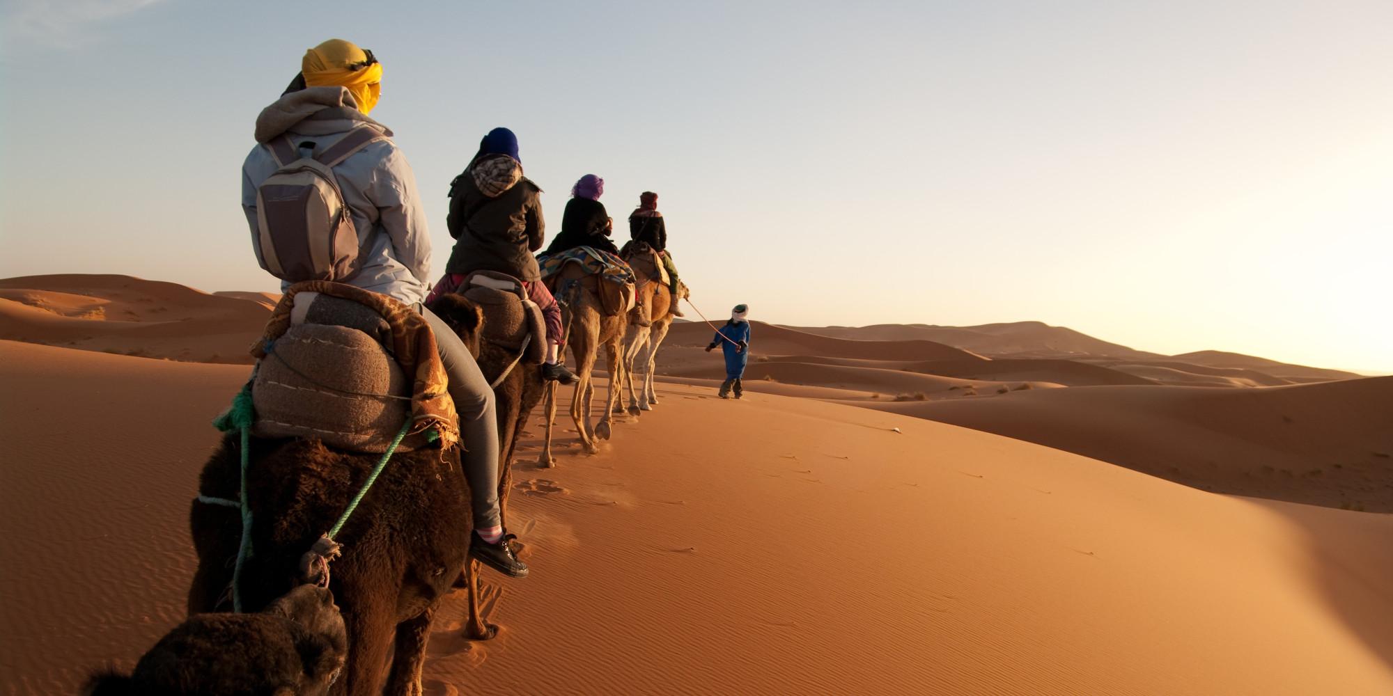 Ruta 4 días desde Marrakech a Fez
