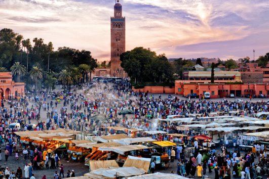 Excursiones de un Dia desde Marrakech