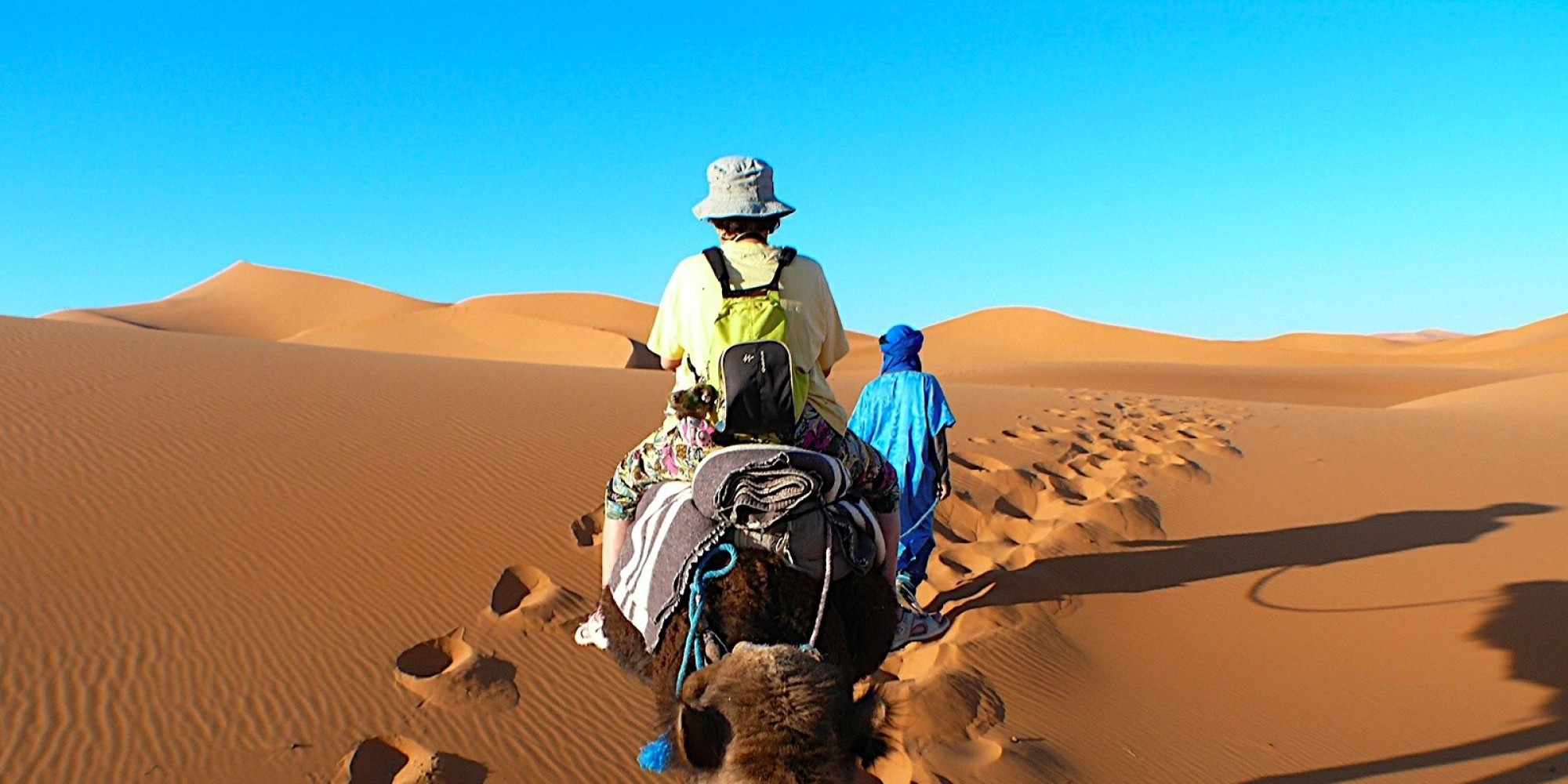 Viaje de 8 Dias desde Fez a Marrakech via el Desierto Merzouga