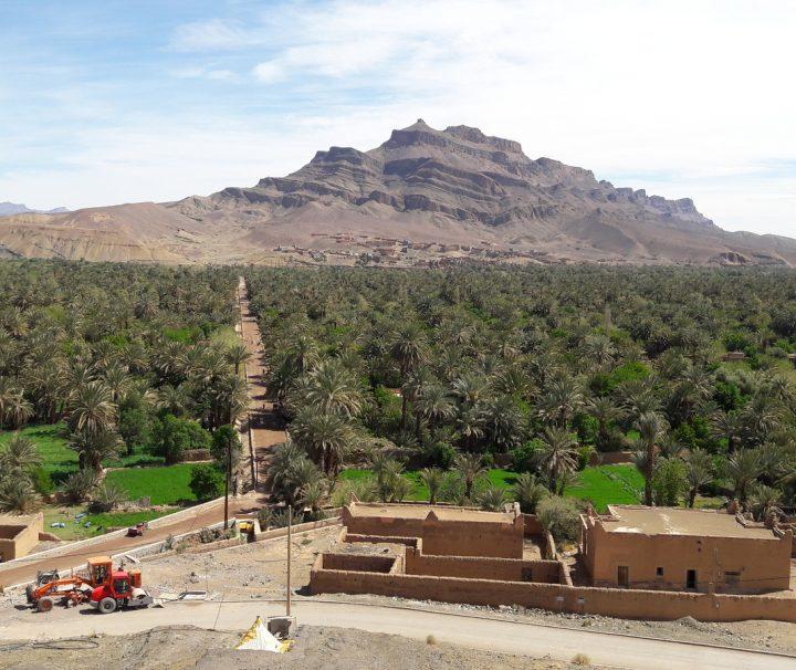 Ruta 2 días Marrakech al Desierto de Zagora