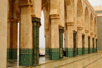 9 dias desde Casablanca a Marrakech