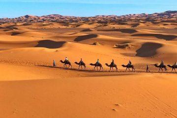 5 Dias desde Marrakech al desierto