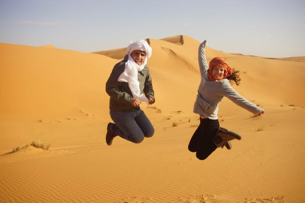 Rutas a Marruecos