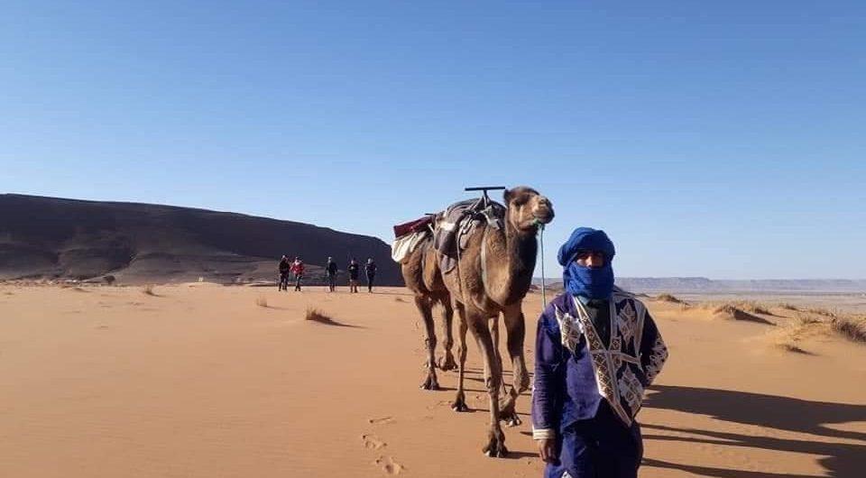 Trekking en el Desierto de Marruecos