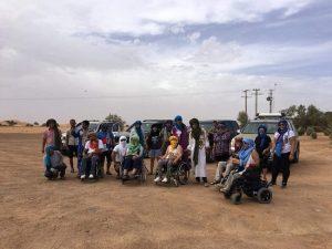 Turismo Accesible en Marruecos